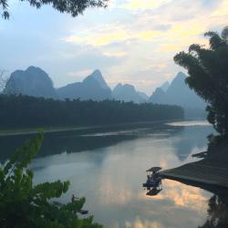 Yangshuo River Summer 2018